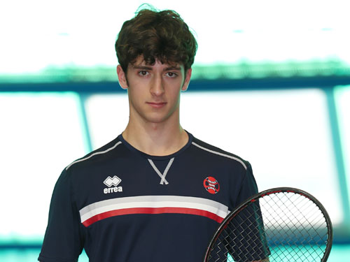 Leonardo Chiari 17 anni Ranking ATP NR Classifica 2